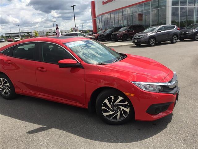 2017 Honda Civic EX (Stk: b0338) in Ottawa - Image 2 of 17