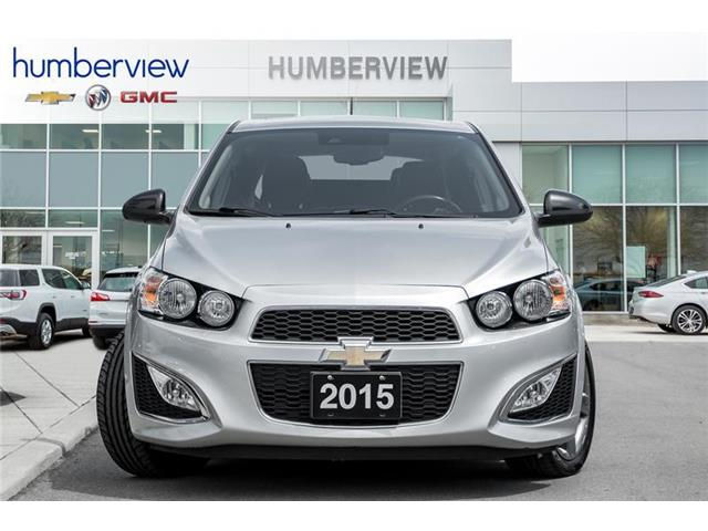 2015 Chevrolet Sonic RS Manual (Stk: 171682DP) in Toronto - Image 2 of 19