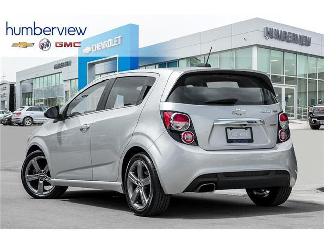 2015 Chevrolet Sonic RS Manual (Stk: 171682DP) in Toronto - Image 4 of 19