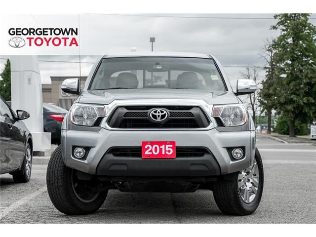 2015 Toyota Tacoma V6 (Stk: 15-35439GL) in Georgetown - Image 2 of 19