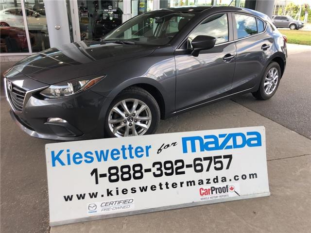 2015 Mazda Mazda3 Sport GS (Stk: U3840) in Kitchener - Image 1 of 29