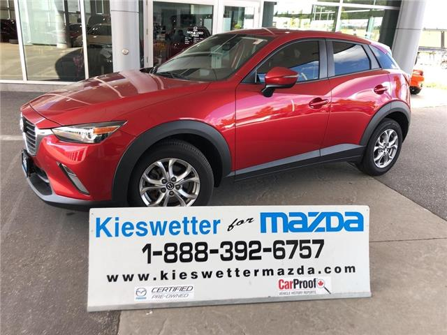 2017 Mazda CX-3 GS (Stk: 35638A) in Kitchener - Image 1 of 29