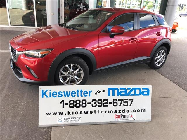 2017 Mazda CX-3 GS (Stk: 35638A) in Kitchener - Image 2 of 29