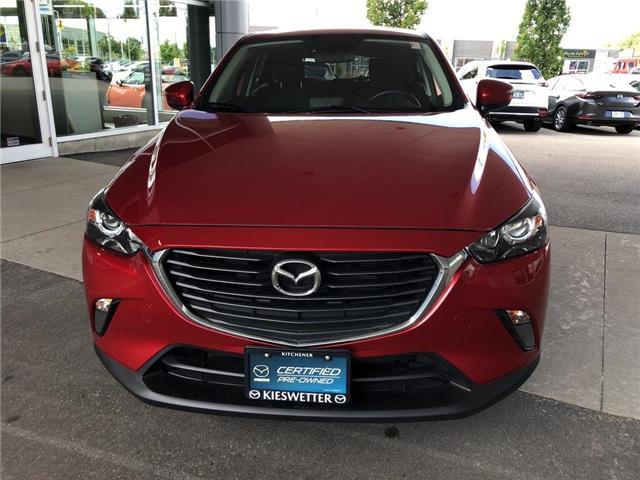 2017 Mazda CX-3 GS (Stk: 35638A) in Kitchener - Image 9 of 29