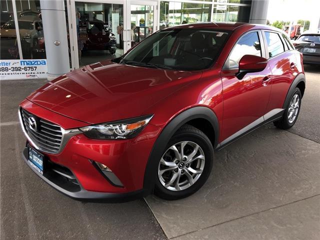 2017 Mazda CX-3 GS (Stk: 35638A) in Kitchener - Image 10 of 29