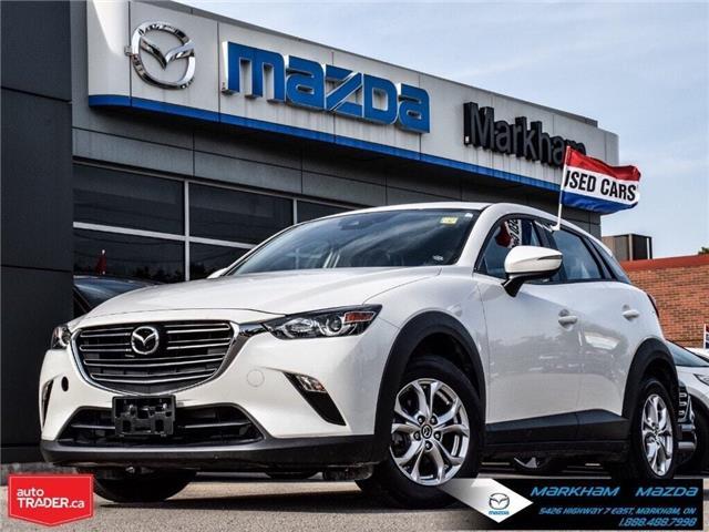 2019 Mazda CX-3 GS (Stk: Q190687A) in Markham - Image 1 of 26