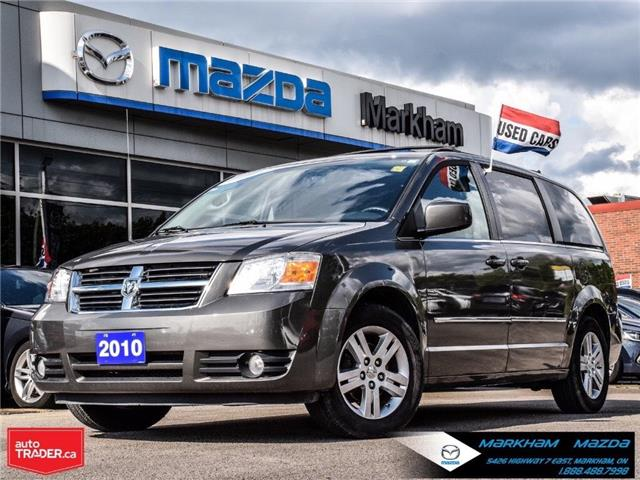 2010 Dodge Grand Caravan SE (Stk: Q190695A) in Markham - Image 1 of 25