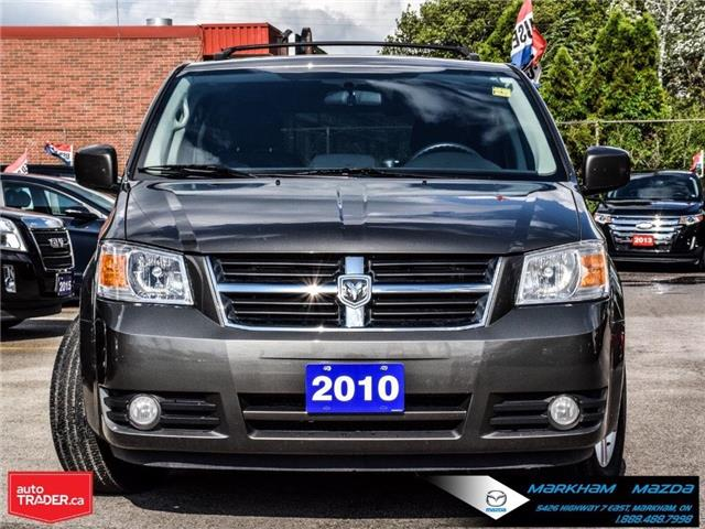 2010 Dodge Grand Caravan SE (Stk: Q190695A) in Markham - Image 2 of 25