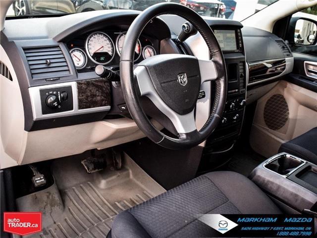 2010 Dodge Grand Caravan SE (Stk: Q190695A) in Markham - Image 11 of 25