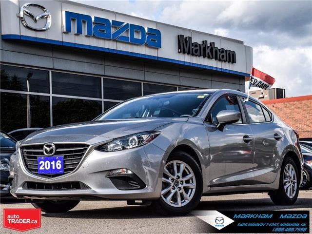 2016 Mazda Mazda3 GS (Stk: D190636A) in Markham - Image 1 of 27