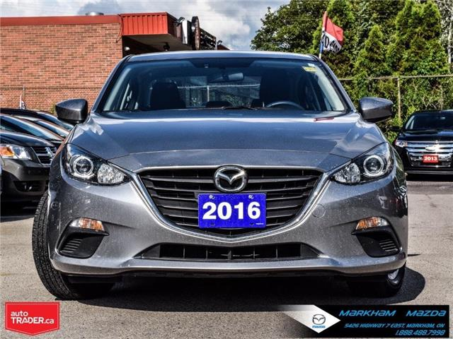 2016 Mazda Mazda3 GS (Stk: D190636A) in Markham - Image 2 of 27