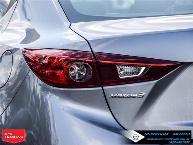 2016 Mazda Mazda3 GS (Stk: D190636A) in Markham - Image 4 of 27