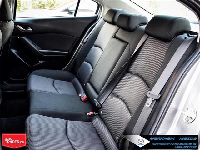 2016 Mazda Mazda3 GS (Stk: D190636A) in Markham - Image 13 of 27