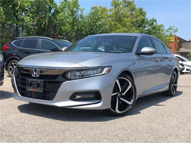 2018 Honda Accord Sport (Stk: 58363A) in Scarborough - Image 1 of 24