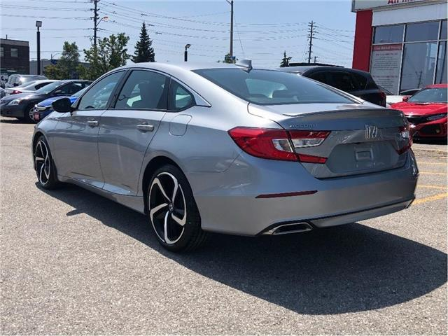 2018 Honda Accord Sport (Stk: 58363A) in Scarborough - Image 2 of 24