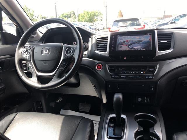 2017 Honda Pilot EX-L Navi (Stk: 58400A) in Scarborough - Image 10 of 27