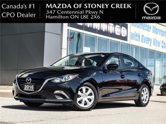 2016 Mazda Mazda3 GX (Stk: SU1323) in Hamilton - Image 1 of 23