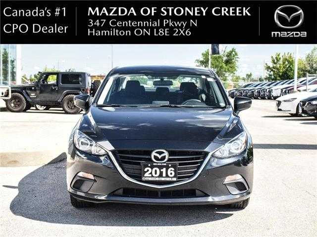 2016 Mazda Mazda3 GX (Stk: SU1323) in Hamilton - Image 2 of 23