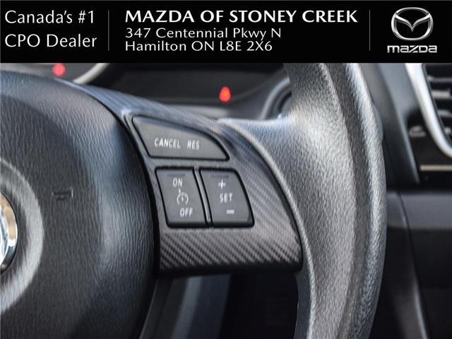 2016 Mazda Mazda3 GX (Stk: SU1323) in Hamilton - Image 19 of 23