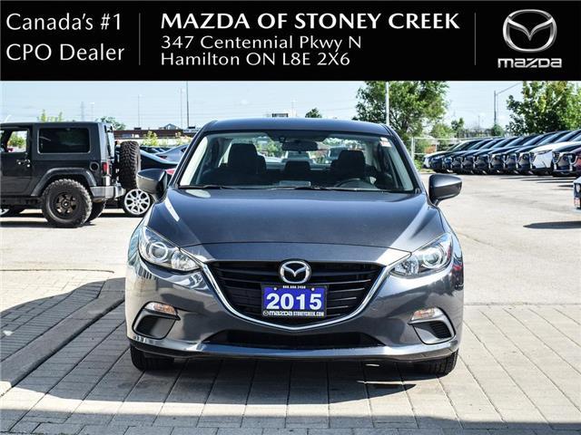 2015 Mazda Mazda3 GS (Stk: SU1312) in Hamilton - Image 2 of 23