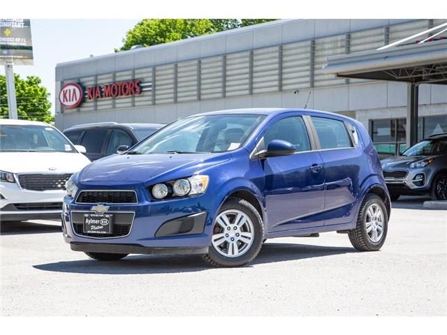 2012 Chevrolet Sonic LS (Stk: 20087B) in Gatineau - Image 1 of 24