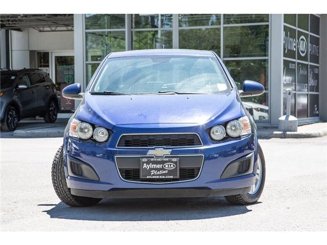 2012 Chevrolet Sonic LS (Stk: 20087B) in Gatineau - Image 2 of 24
