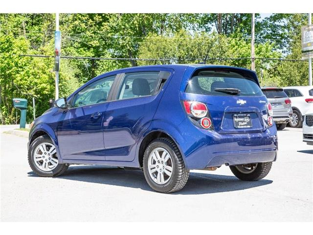 2012 Chevrolet Sonic LS (Stk: 20087B) in Gatineau - Image 4 of 24