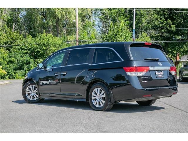 2015 Honda Odyssey EX (Stk: p1229) in Gatineau - Image 4 of 28