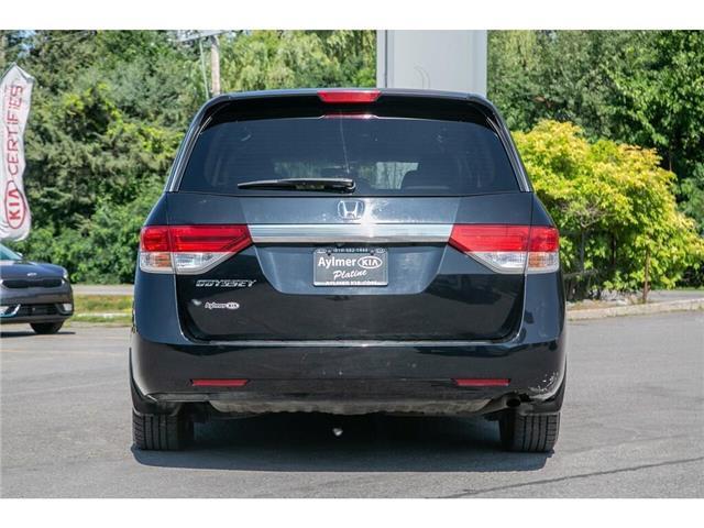 2015 Honda Odyssey EX (Stk: p1229) in Gatineau - Image 5 of 28