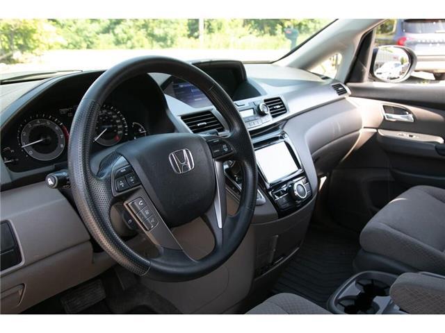 2015 Honda Odyssey EX (Stk: p1229) in Gatineau - Image 11 of 28