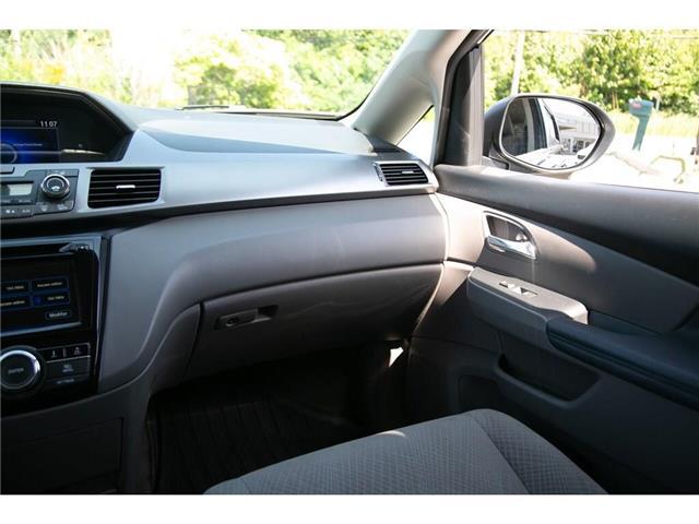 2015 Honda Odyssey EX (Stk: p1229) in Gatineau - Image 24 of 28