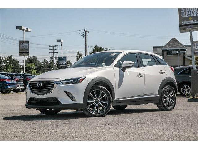 2017 Mazda CX-3 GT (Stk: 20213A) in Gatineau - Image 1 of 30