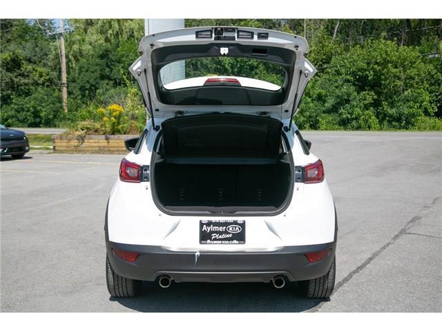 2017 Mazda CX-3 GT (Stk: 20213A) in Gatineau - Image 12 of 30