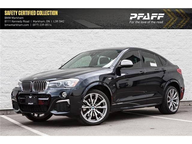 2017 BMW X4 M40i (Stk: O12358) in Markham - Image 1 of 20