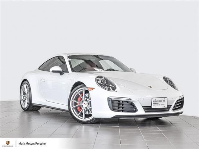 2017 Porsche 911 Carrera 4S (Stk: PP349) in Ottawa - Image 1 of 20
