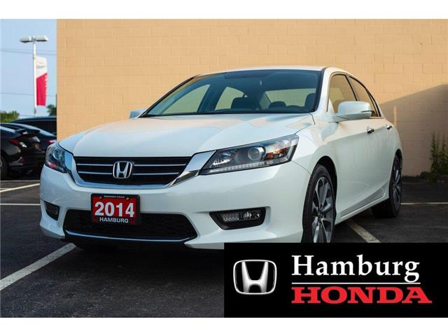 2014 Honda Accord Sport (Stk: T5232) in Niagara Falls - Image 1 of 1