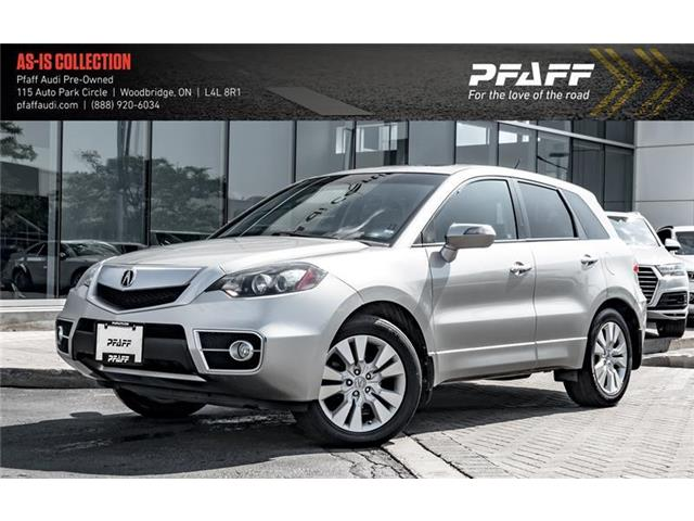 2011 Acura RDX Base (Stk: C6590A) in Woodbridge - Image 1 of 20