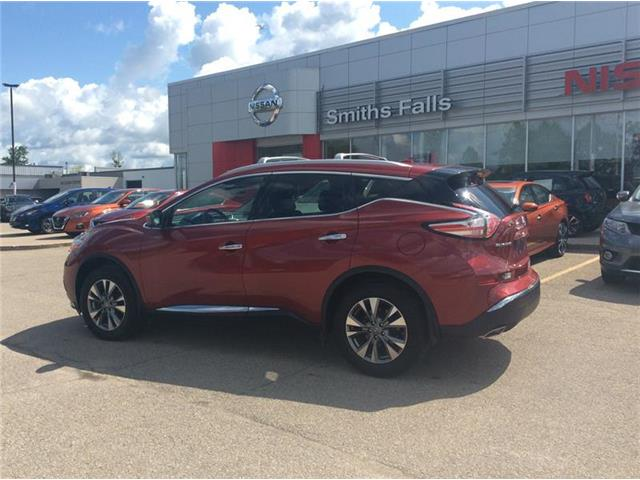 2016 Nissan Murano SL (Stk: P2005) in Smiths Falls - Image 2 of 13