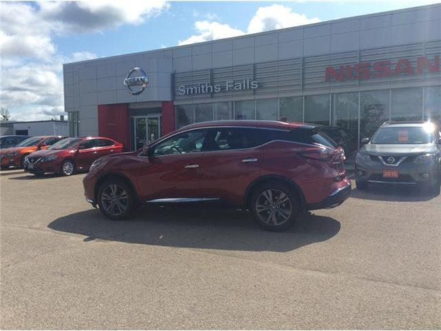 2019 Nissan Murano Platinum (Stk: P2007) in Smiths Falls - Image 3 of 13