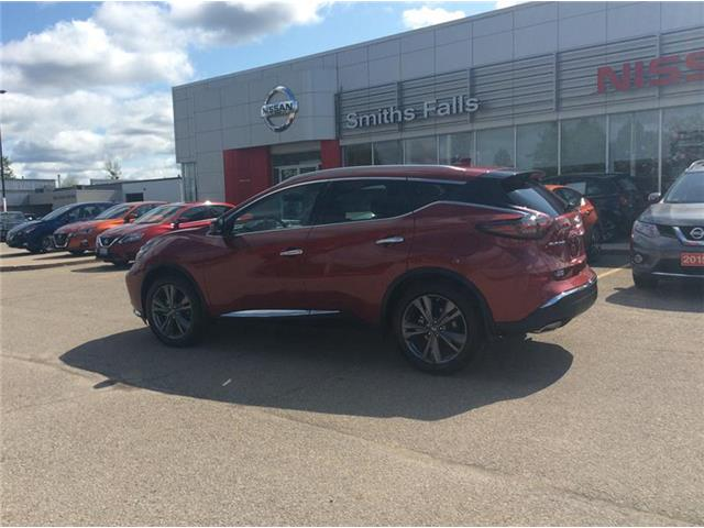 2019 Nissan Murano Platinum (Stk: P2007) in Smiths Falls - Image 9 of 13