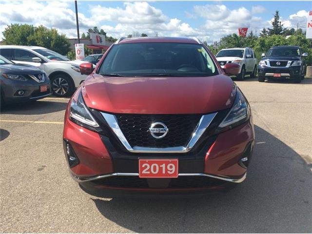 2019 Nissan Murano Platinum (Stk: P2007) in Smiths Falls - Image 10 of 13