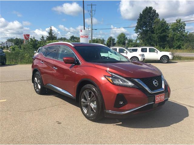 2019 Nissan Murano Platinum (Stk: P2007) in Smiths Falls - Image 11 of 13