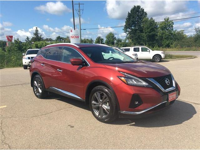 2019 Nissan Murano Platinum (Stk: P2007) in Smiths Falls - Image 12 of 13
