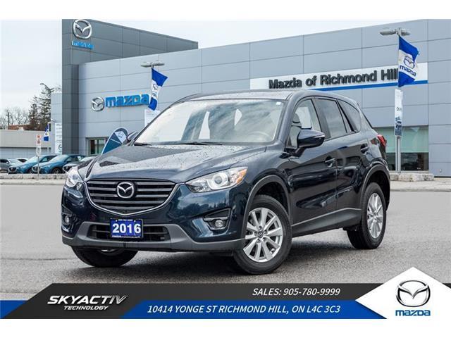 2016 Mazda CX-5 GS (Stk: 19-343A) in Richmond Hill - Image 1 of 19