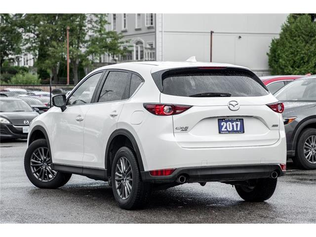 2017 Mazda CX-5 GS (Stk: 19-393A) in Richmond Hill - Image 5 of 20