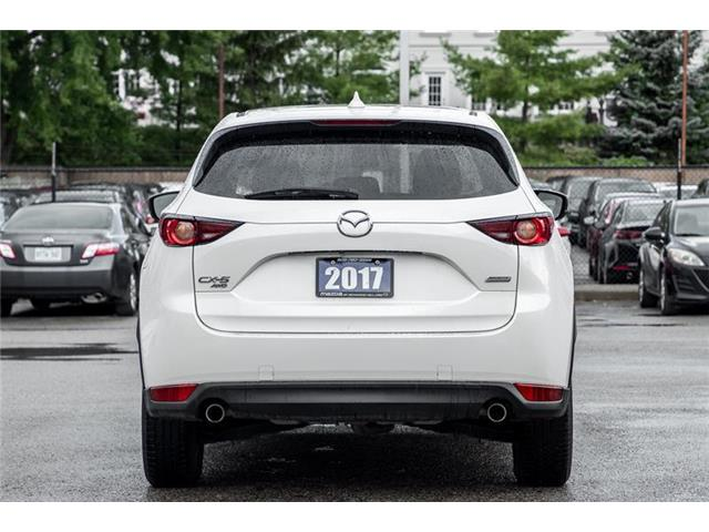 2017 Mazda CX-5 GS (Stk: 19-393A) in Richmond Hill - Image 6 of 20
