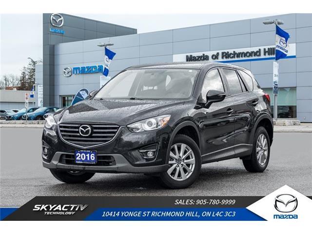 2016 Mazda CX-5 GX (Stk: 19-395A) in Richmond Hill - Image 1 of 17
