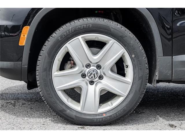 2016 Volkswagen Tiguan Comfortline (Stk: 19-407A) in Richmond Hill - Image 4 of 19