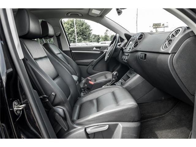 2016 Volkswagen Tiguan Comfortline (Stk: 19-407A) in Richmond Hill - Image 16 of 19