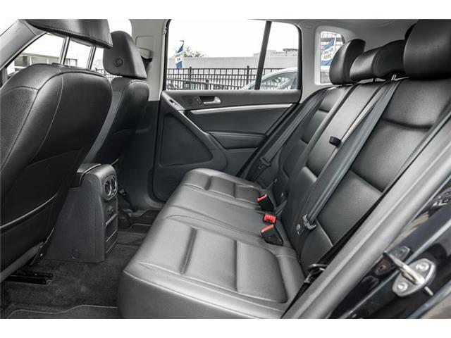 2016 Volkswagen Tiguan Comfortline (Stk: 19-407A) in Richmond Hill - Image 17 of 19